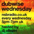Dubwise Wednesday - 4th November 2020
