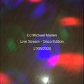DJ Michael Marten - Livestream Disco Edition