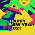Happy New Year 2021 - Psychedelic Trance Mix (by Psychedelic Universe)