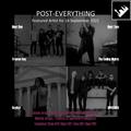 Post-Everything - 14 September 2021