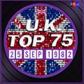 UK TOP 75 : 19 - 25 SEPTEMBER 1982