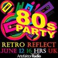 Artefaktor Radio! - San Remo - Retro Reflect! Show #99!