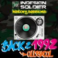 Indesign Soldier | The History Sessions – Back to '92 Oldskool Hardcore – 26-01-21