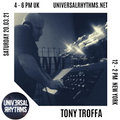 Tony Troffa Universal Rhythms Radio Show # 2 All Vinyl