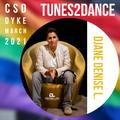 DJ-Live-Mix_CSD-Dyke March 2021 - Mixed by DJane Denise L'