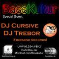 Basskultur - DJ Cursive & DJ Trebor In The Mix