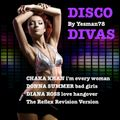 minimix DISCO DIVAS (Chaka Khan, Donna Summer, Diana Ross)