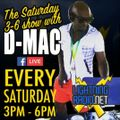 THE 3-6 SHOW WITH D-MAC ON LIGHTNING RADIO 9TH JANUARY 2021 EDITION