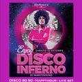 """DISCO 80 90 -  live set -  session one ""  ""LE BANQUE MILANO"" -  HAPPYHOUR -   15 oct 2016"