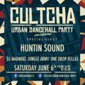 CULTCHA LIVE! ft HUNTIN' SOUND - 06.06.2020