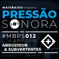 Pressão Sonora - 14-04-2018