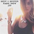 Marcelo Méndez - Deep & Deeper 239 - TUNNEL FM