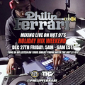 Philip Ferrari LIVE On Hot 97's Holiday Mix Weekend 12-27-19 (Clean)