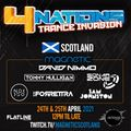 4 Nations - Trance Invasion