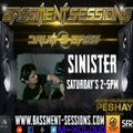 Dj-Sinister - Live on Bassment Sessions Radio - 26-06-2021