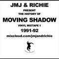 History Of Moving Shadow vinyl mixtape 1991-92
