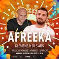 Afreeka with kLEMENZ 6/8/2021 guest: S'ABS