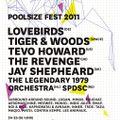 live @ Poolsize Fest 24-06-2011