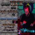 underTECHground 033 Live Mix @SoundZ MuZic Radio 09.09.2021