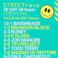 """K-KLASS """"StreetRAVE"""" Lockdown DJ Mix 8th May 2020"""