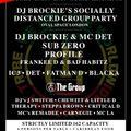 DJ Brockie w/ MC Det - DJ Brockie's Group Party - Oval Space - 24.10.2020