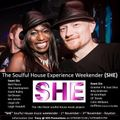 SHE (Soulful Hotel Experience) Promo Mix
