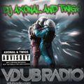 DJ AXONAL & TWIGS LIVE DNB SESSIONS #67 ON VDUBRADIO 31/01/2021