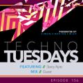 Techno Tuesdays 156 - Starry Nyte