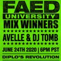 FAED University Episode 115 featuring Avelle & DJ Tomb