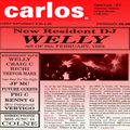 Live at Carlos II - 28th March 1993 (Feat DJ Craig C & The JFMC)