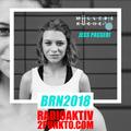 BRN 2018 w/ JESS PASSERI (GOODHOODMUSIC) / RadioAktiv 2punkt0
