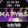 MATYAS - Jardin PUblik 25/01