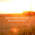 September 2015 End of Summer Set