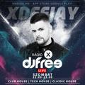 Dj Free - Live Mix @ RADIOX (2021.04.17.)