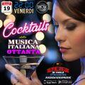Cocktails Musica Italiana 19 Ottobre