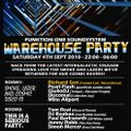 """Paul Barkworth """" This is a Serious"""" Warm up Mix - Lazer Cave Party."""
