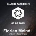Florian Meindl at Black Suction Zürich 2015 #Techno