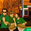Reggae klub * Nr. 963 * Uraggan Andrew & Reggae Orthodox - 28. 8. 2009