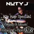 Nuty J Rise1Radio Hip-Hop Special 18.12.2020