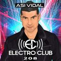 Asi Vidal - Electro Club 208