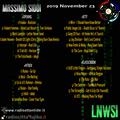 LNWSI La New Wave Sono Io! 23-11-2019 #OPENING