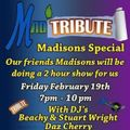 Stuart Wright Live Madisons Takeover Tribute