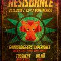 Groovediggers Experience live @ Resisdance; Platenlaase 31.12.18