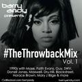 #TheThrowbackMix Vol. 1 - 1990s Part 1