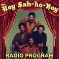 The Hey Sah-Lo-Ney Radio Program July 2020 with guest Trevor Lake of The Televisionaries.