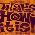 """James Lavelle presents """"That's How It Is"""" Def Mix: The Mid Session // 12-07-20"""