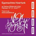 Egomachine Hoerfunk Nr. 04 w/ Samsa
