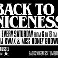 BACK TO NICENESS 01/10/11