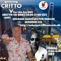 Critto (AUS)-OC (IBIZA) DENAUS SESSIONS #22 HOLBAEK RADIO 104.7FM