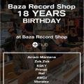 Zok Zok - Baza Record Shop 18 Years Birthday